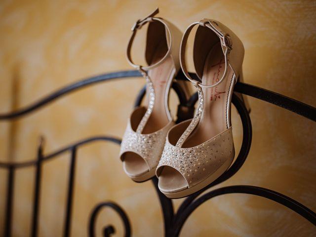 Il matrimonio di Emanuela e Alberto a Castignano, Ascoli Piceno 8