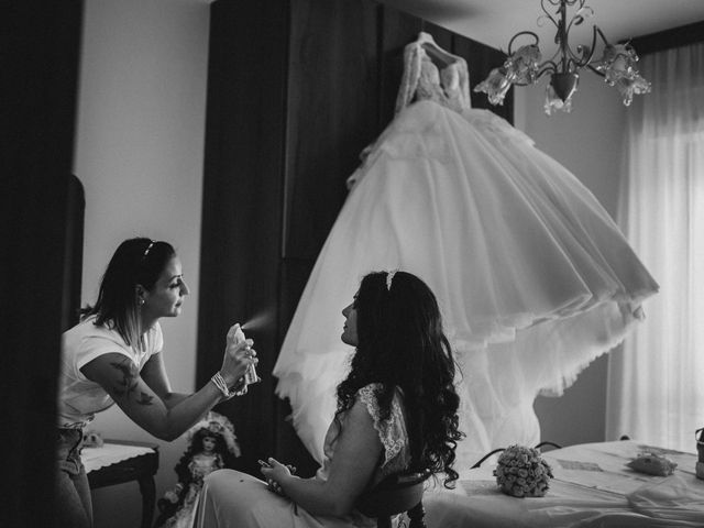 Il matrimonio di Emanuela e Alberto a Castignano, Ascoli Piceno 33
