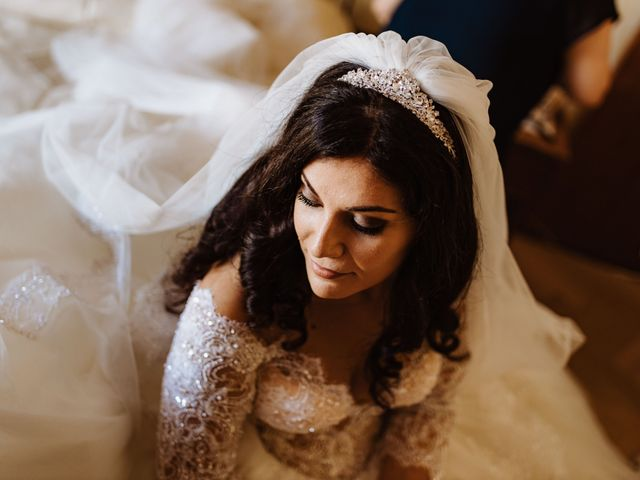 Il matrimonio di Emanuela e Alberto a Castignano, Ascoli Piceno 46