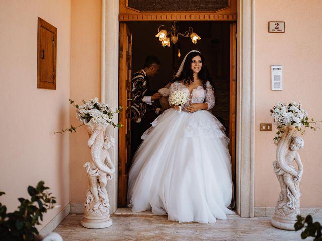Il matrimonio di Emanuela e Alberto a Castignano, Ascoli Piceno 47