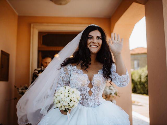 Il matrimonio di Emanuela e Alberto a Castignano, Ascoli Piceno 48