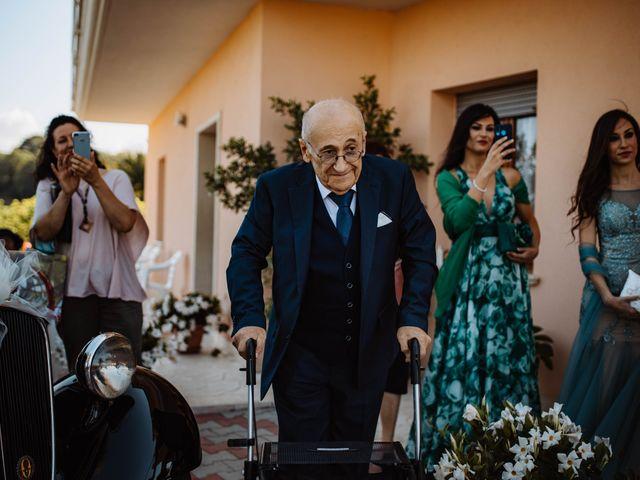 Il matrimonio di Emanuela e Alberto a Castignano, Ascoli Piceno 49