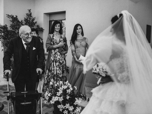Il matrimonio di Emanuela e Alberto a Castignano, Ascoli Piceno 51