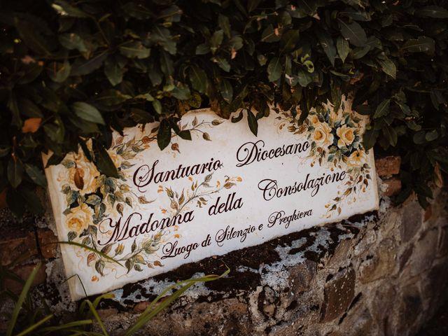 Il matrimonio di Emanuela e Alberto a Castignano, Ascoli Piceno 56