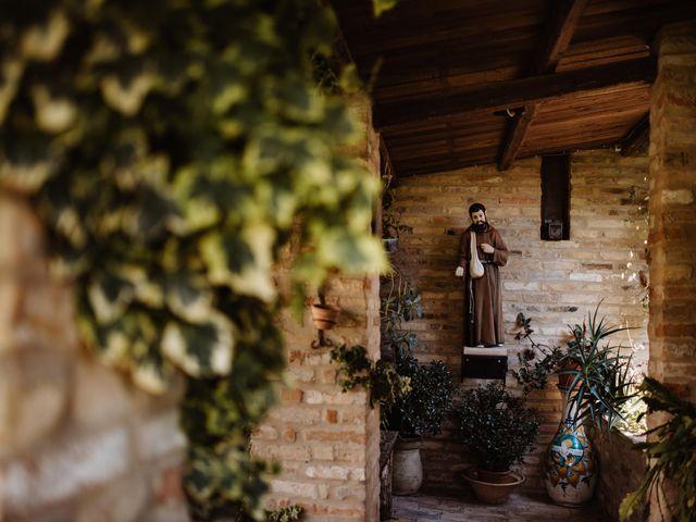 Il matrimonio di Emanuela e Alberto a Castignano, Ascoli Piceno 58