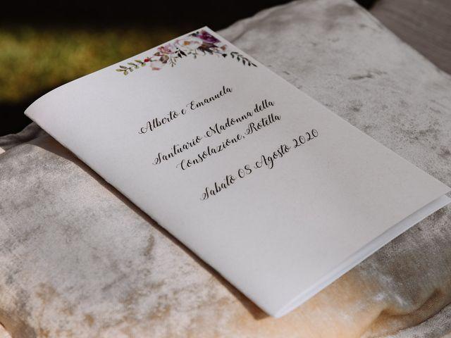 Il matrimonio di Emanuela e Alberto a Castignano, Ascoli Piceno 59