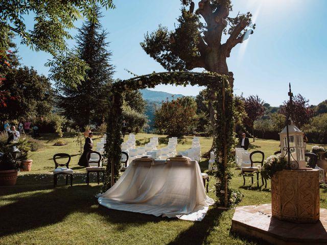 Il matrimonio di Emanuela e Alberto a Castignano, Ascoli Piceno 61