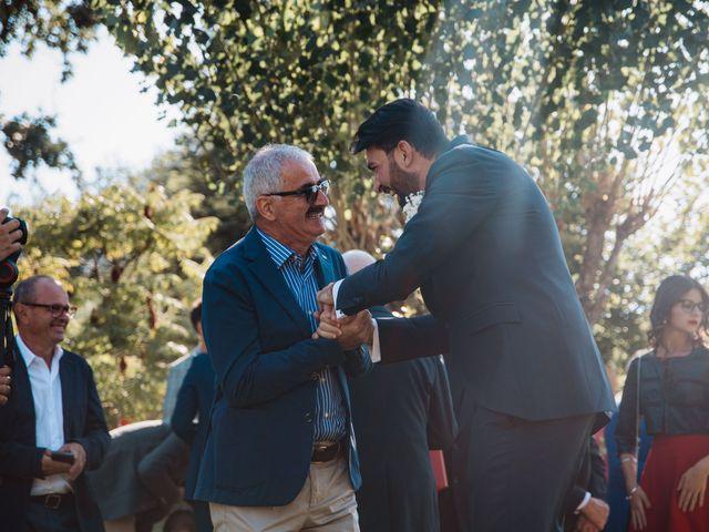 Il matrimonio di Emanuela e Alberto a Castignano, Ascoli Piceno 62