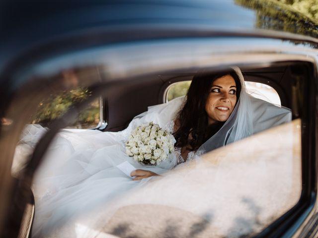Il matrimonio di Emanuela e Alberto a Castignano, Ascoli Piceno 64