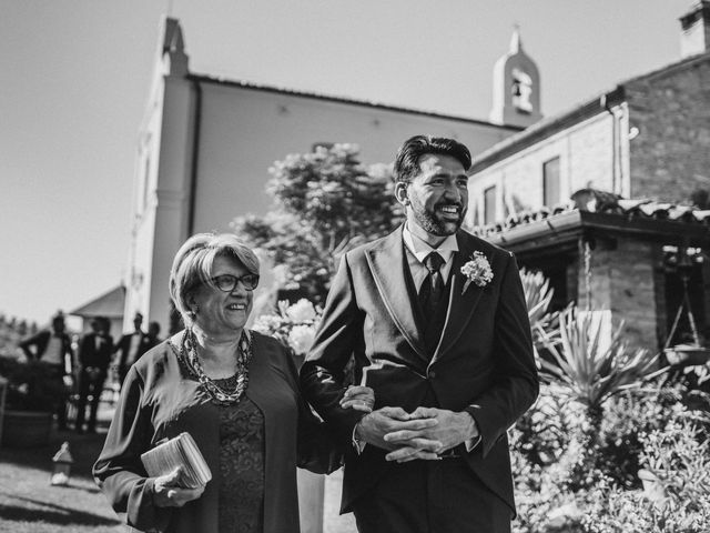 Il matrimonio di Emanuela e Alberto a Castignano, Ascoli Piceno 65