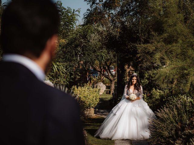 Il matrimonio di Emanuela e Alberto a Castignano, Ascoli Piceno 68