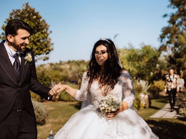 Il matrimonio di Emanuela e Alberto a Castignano, Ascoli Piceno 69