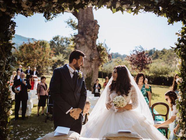Il matrimonio di Emanuela e Alberto a Castignano, Ascoli Piceno 71