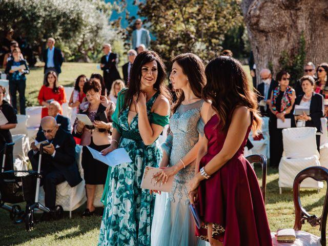 Il matrimonio di Emanuela e Alberto a Castignano, Ascoli Piceno 73