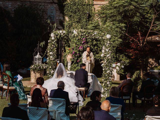 Il matrimonio di Emanuela e Alberto a Castignano, Ascoli Piceno 74