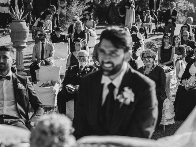 Il matrimonio di Emanuela e Alberto a Castignano, Ascoli Piceno 75