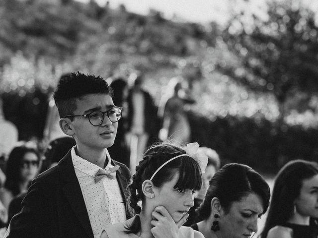 Il matrimonio di Emanuela e Alberto a Castignano, Ascoli Piceno 76