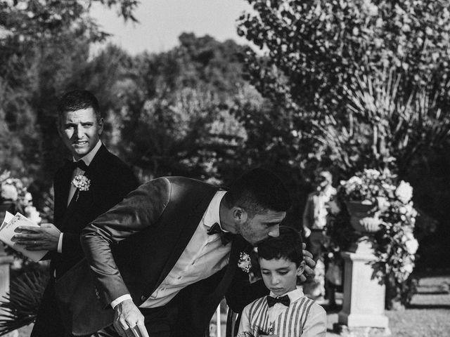 Il matrimonio di Emanuela e Alberto a Castignano, Ascoli Piceno 77