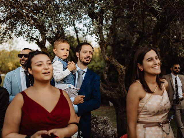 Il matrimonio di Emanuela e Alberto a Castignano, Ascoli Piceno 94