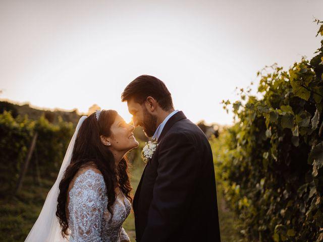 Il matrimonio di Emanuela e Alberto a Castignano, Ascoli Piceno 98
