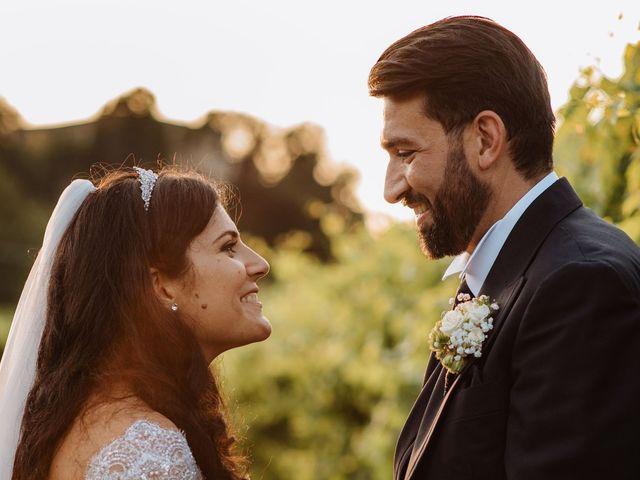 Il matrimonio di Emanuela e Alberto a Castignano, Ascoli Piceno 100
