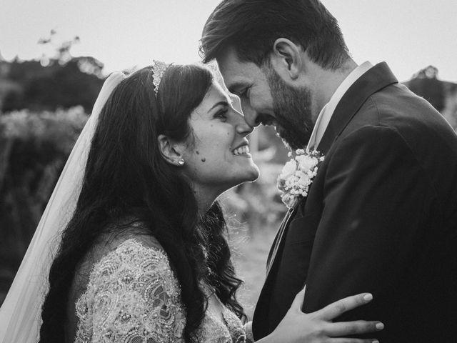 Il matrimonio di Emanuela e Alberto a Castignano, Ascoli Piceno 101