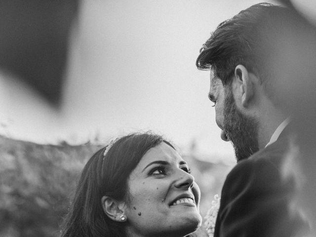 Il matrimonio di Emanuela e Alberto a Castignano, Ascoli Piceno 102