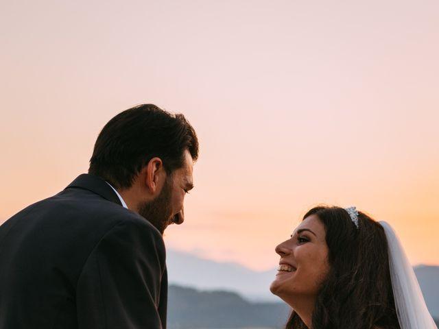 Il matrimonio di Emanuela e Alberto a Castignano, Ascoli Piceno 106