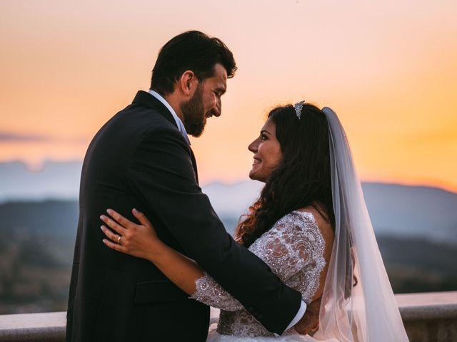 Il matrimonio di Emanuela e Alberto a Castignano, Ascoli Piceno 109
