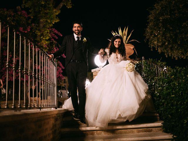 Il matrimonio di Emanuela e Alberto a Castignano, Ascoli Piceno 113