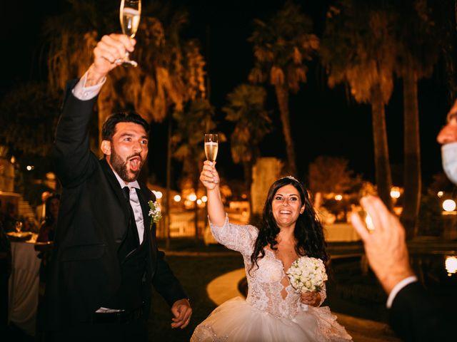 Il matrimonio di Emanuela e Alberto a Castignano, Ascoli Piceno 115