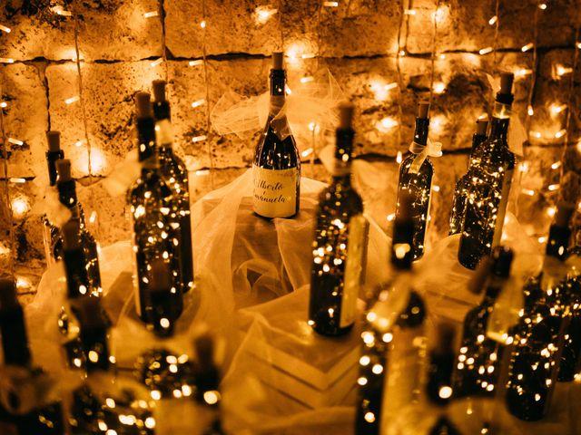 Il matrimonio di Emanuela e Alberto a Castignano, Ascoli Piceno 117