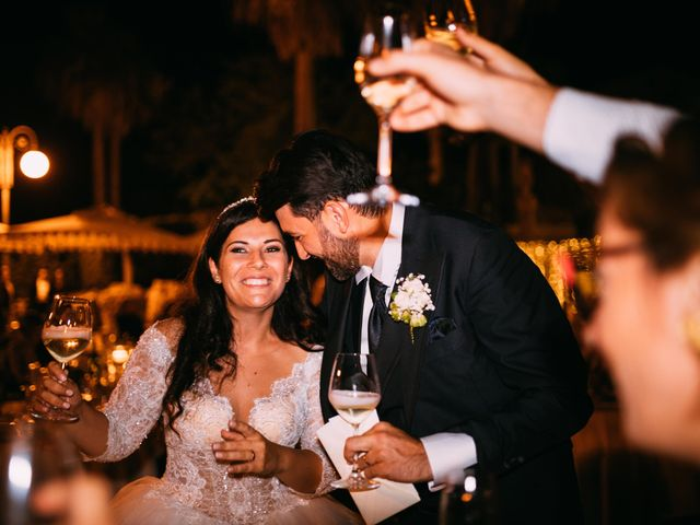 Il matrimonio di Emanuela e Alberto a Castignano, Ascoli Piceno 130