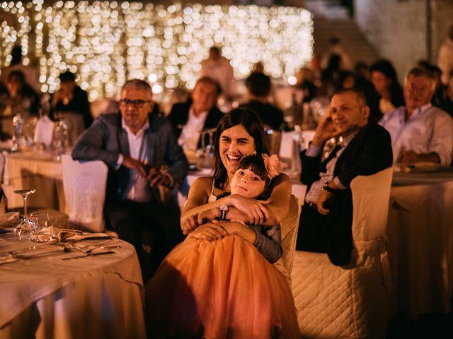 Il matrimonio di Emanuela e Alberto a Castignano, Ascoli Piceno 133