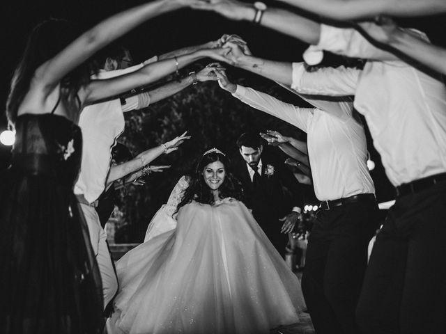 Il matrimonio di Emanuela e Alberto a Castignano, Ascoli Piceno 140