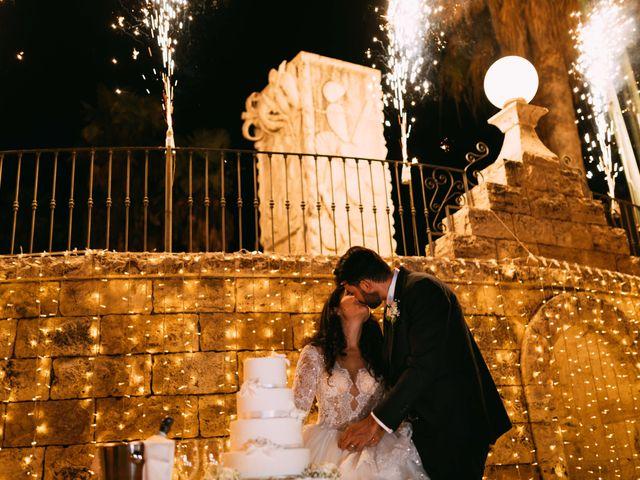 Il matrimonio di Emanuela e Alberto a Castignano, Ascoli Piceno 146