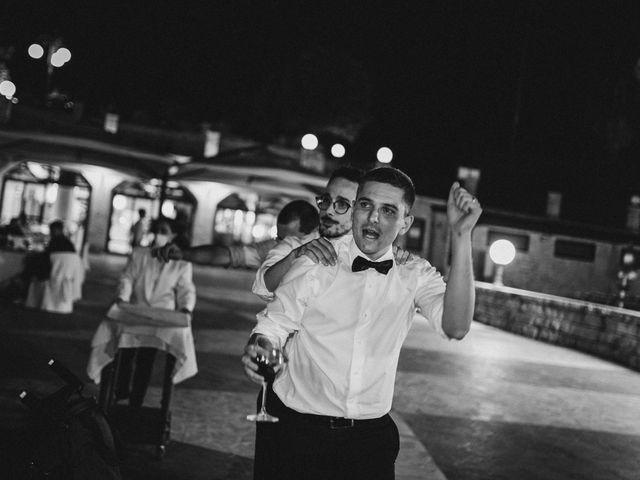 Il matrimonio di Emanuela e Alberto a Castignano, Ascoli Piceno 152
