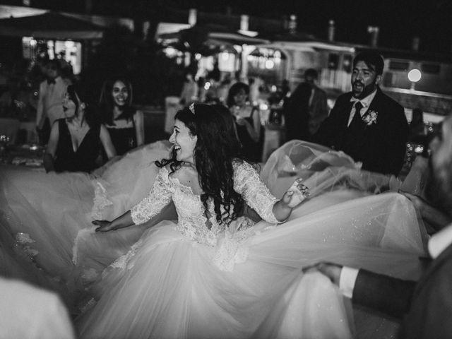 Il matrimonio di Emanuela e Alberto a Castignano, Ascoli Piceno 154