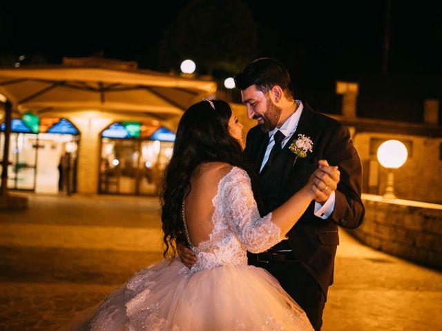 Il matrimonio di Emanuela e Alberto a Castignano, Ascoli Piceno 156