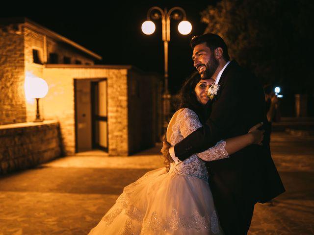 Il matrimonio di Emanuela e Alberto a Castignano, Ascoli Piceno 157