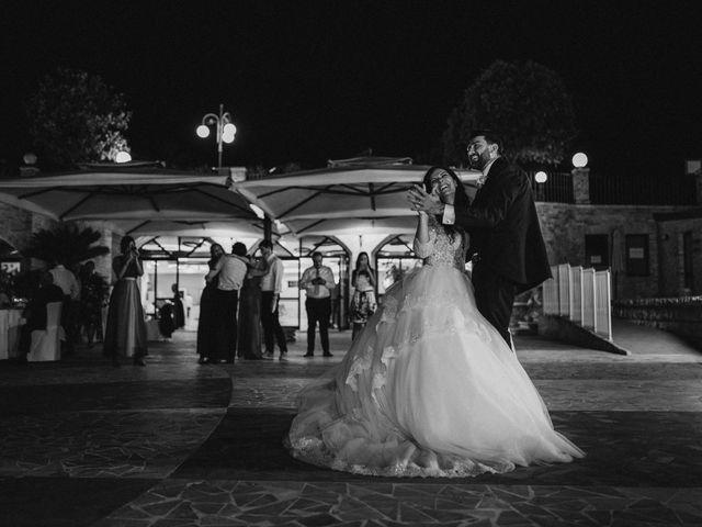 Il matrimonio di Emanuela e Alberto a Castignano, Ascoli Piceno 158