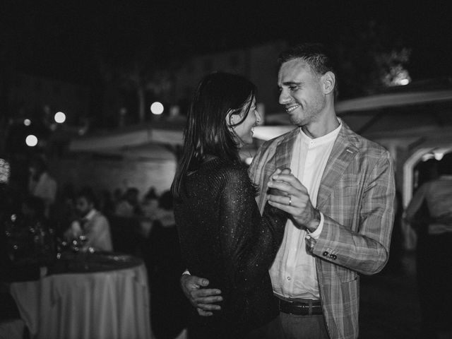 Il matrimonio di Emanuela e Alberto a Castignano, Ascoli Piceno 160