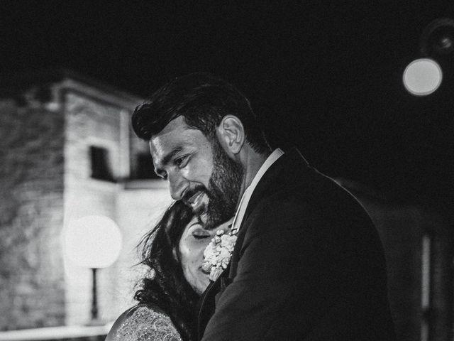 Il matrimonio di Emanuela e Alberto a Castignano, Ascoli Piceno 162