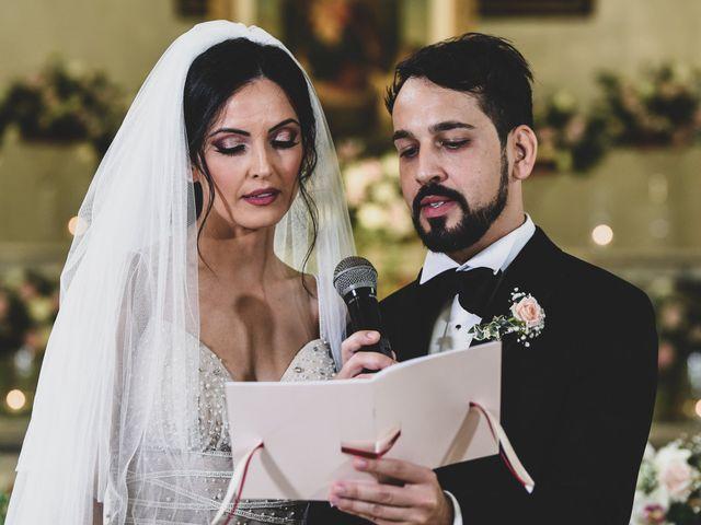 Il matrimonio di Vincenzo e Maria a Stornarella, Foggia 38