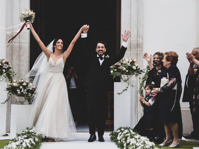 Il matrimonio di Vincenzo e Maria a Stornarella, Foggia 44