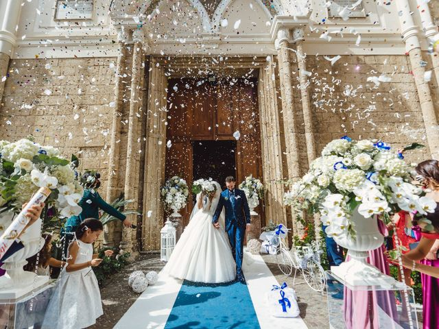 Il matrimonio di Domenico e Roberta a Capaccio Paestum, Salerno 20