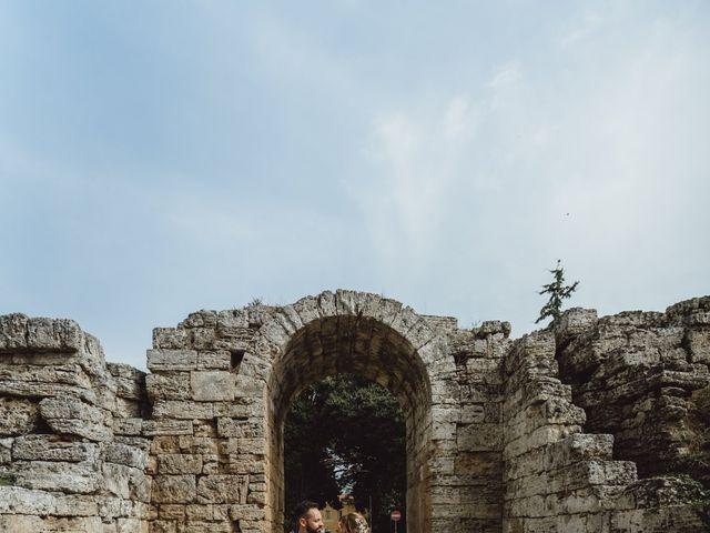 Il matrimonio di Domenico e Roberta a Capaccio Paestum, Salerno 21