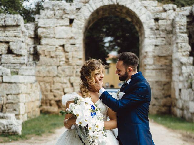 Il matrimonio di Domenico e Roberta a Capaccio Paestum, Salerno 24