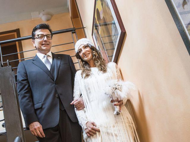 Il matrimonio di Daniele e Valeria a Serra Sant'Abbondio, Pesaro - Urbino 9