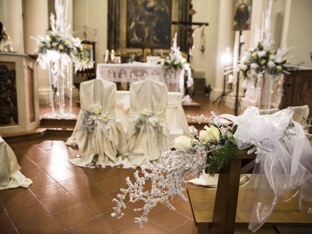 Il matrimonio di Daniele e Valeria a Serra Sant'Abbondio, Pesaro - Urbino 11